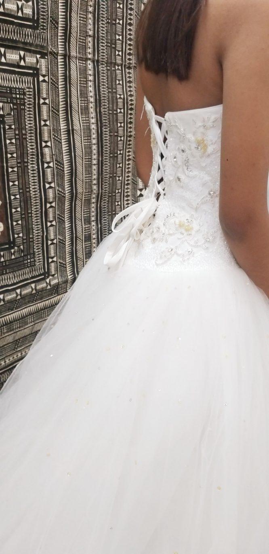 princess wedding dress | secondhand wedding dresses