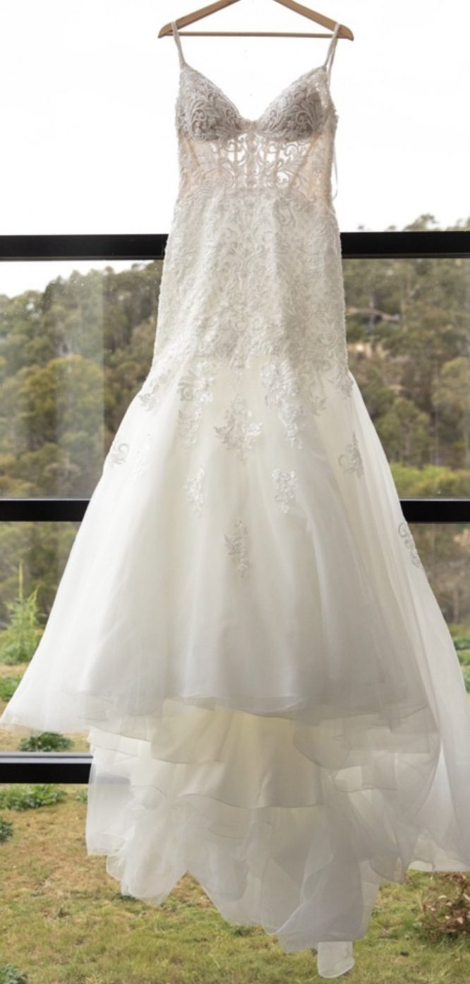 ivory essence of australia wedding dress | sell my wedding dress