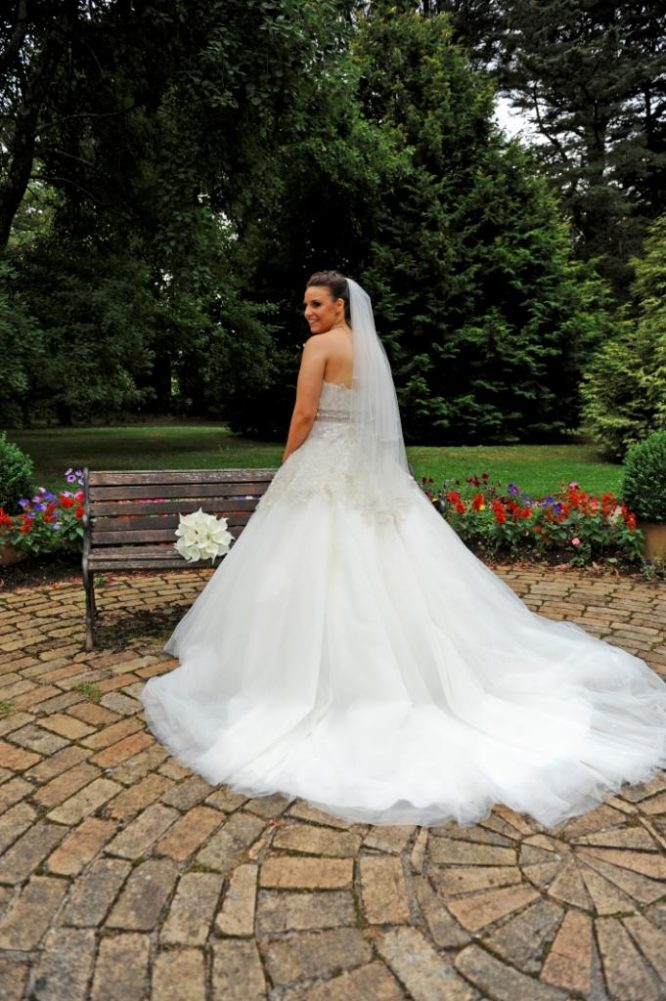 ballgown raffaele ciuca wedding dress | wedding dresses for hire