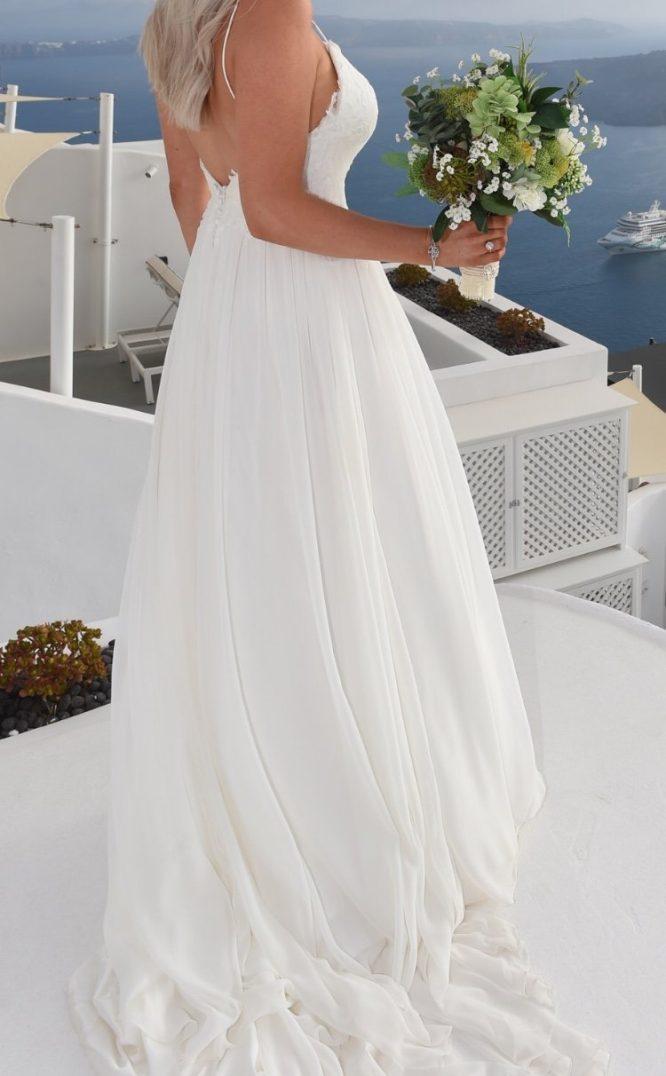 ivory the ultimate bride wedding dress   wedding dress hire