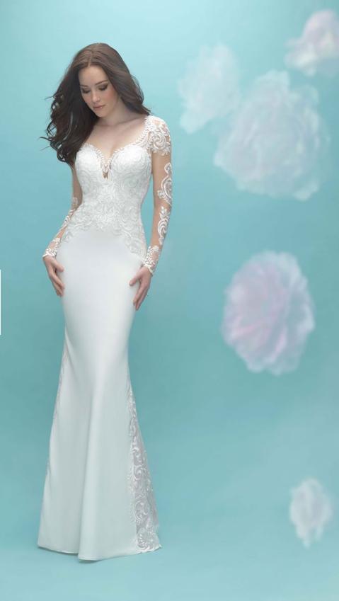 allure bridal wedding dress | pre-loved wedding dress