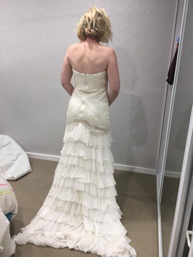 karen willis holmes wedding dress sydney