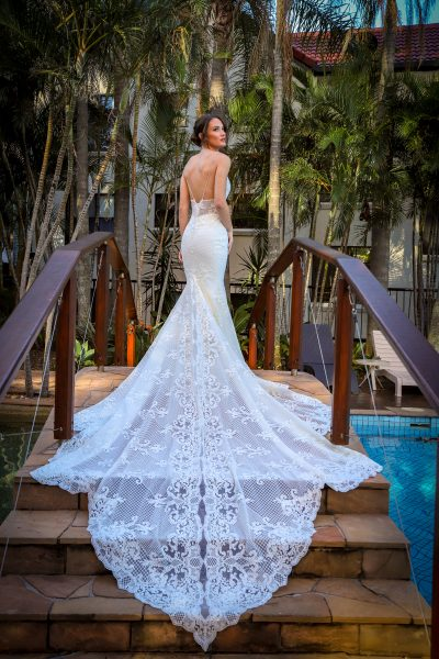 millinity bridal couture wedding dress | preloved wedding dress