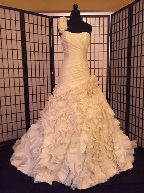 preloved maggie sottero wedding dress illawarra