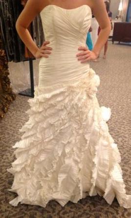 maggie sottero gracie wedding dress | secondhand wedding dress