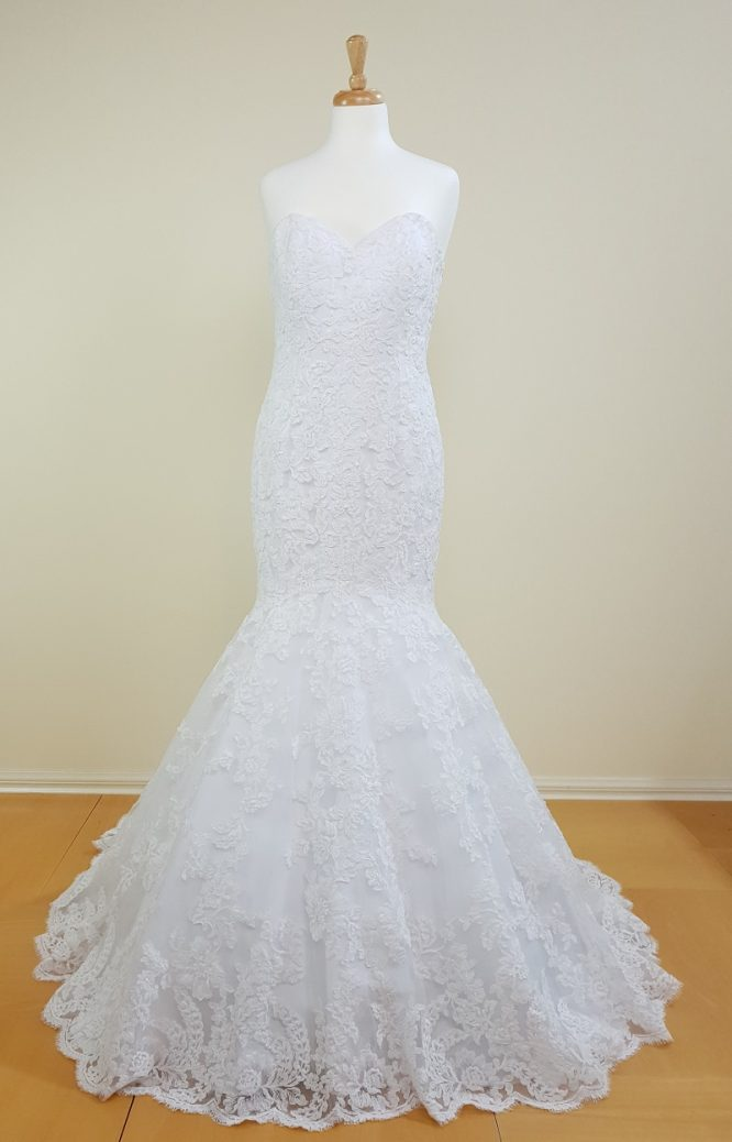 Size 14 mori lee wedding dress | wedding dress hire melbourne