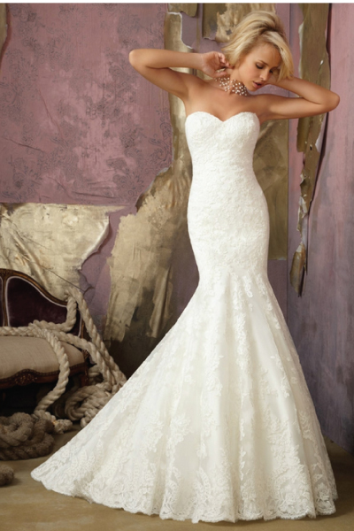 Morilee wedding dress | preloved wedding dress