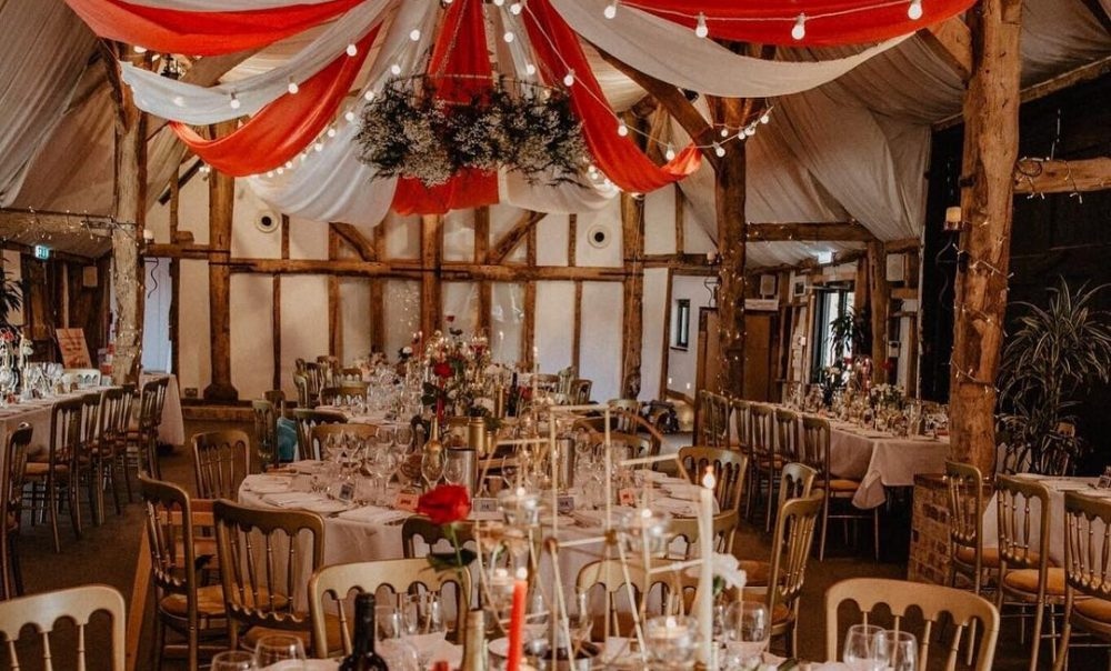 Our Favourite Unusual Wedding Venues