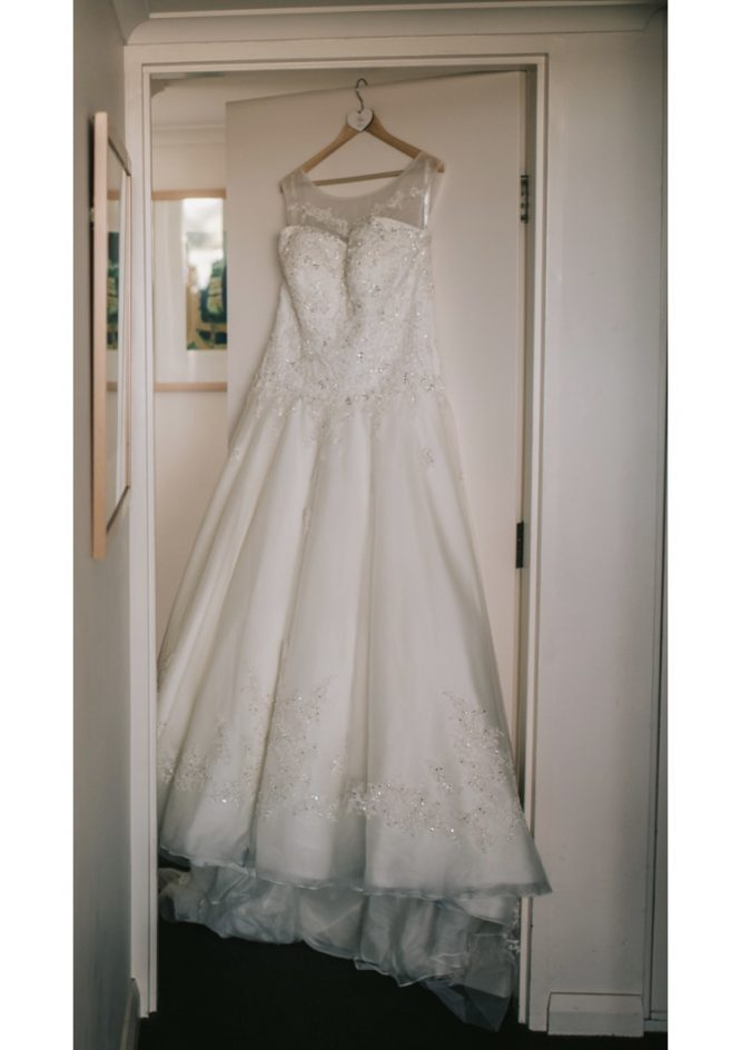 maggie sottero wedding dress | preloved wedding dress