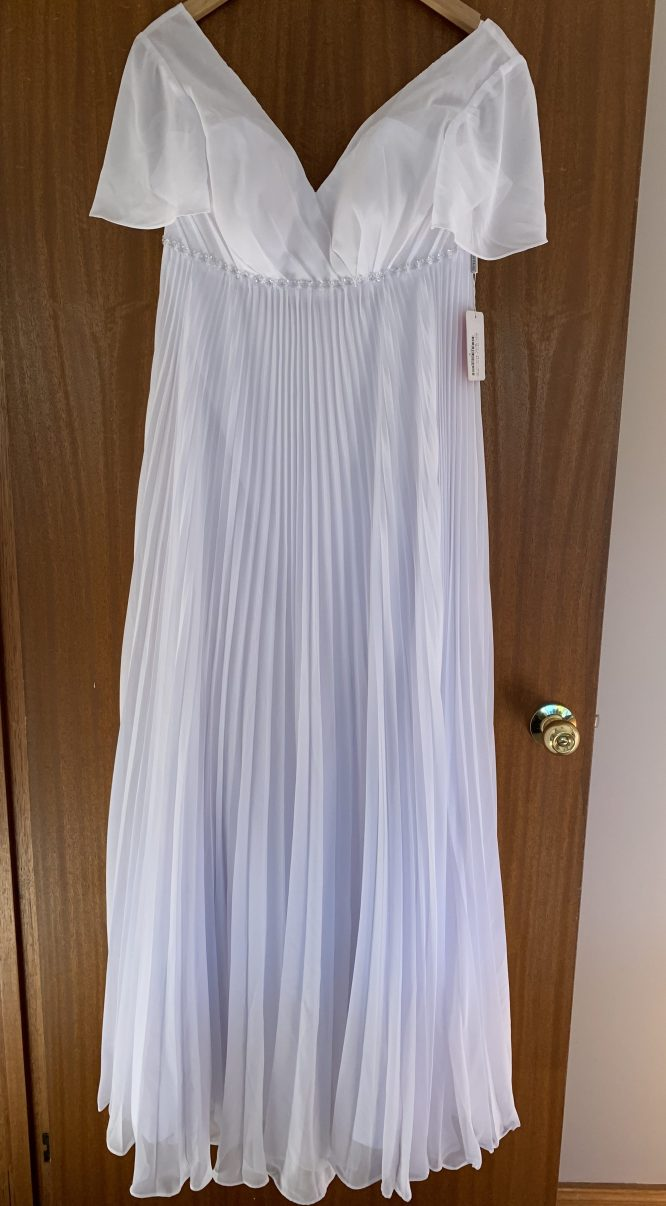 jjs house wedding dress | preloved wedding dress