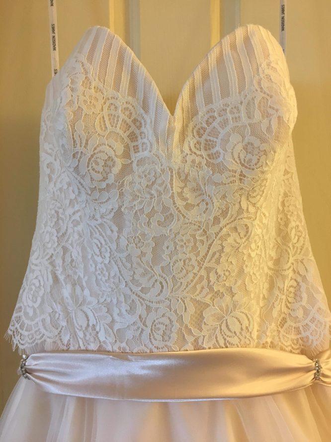 preloved maddison james by allure wedding dress melbourne