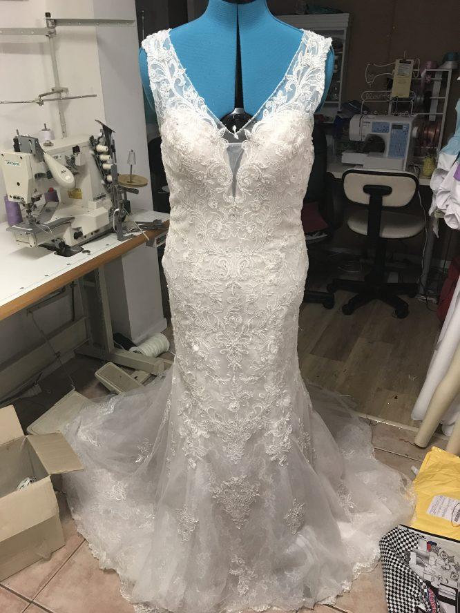 alfred angelo wedding dress | preloved wedding dress