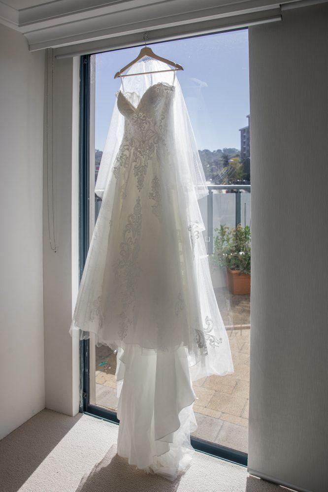 allure bridal style 9619   secondhand wedding dress