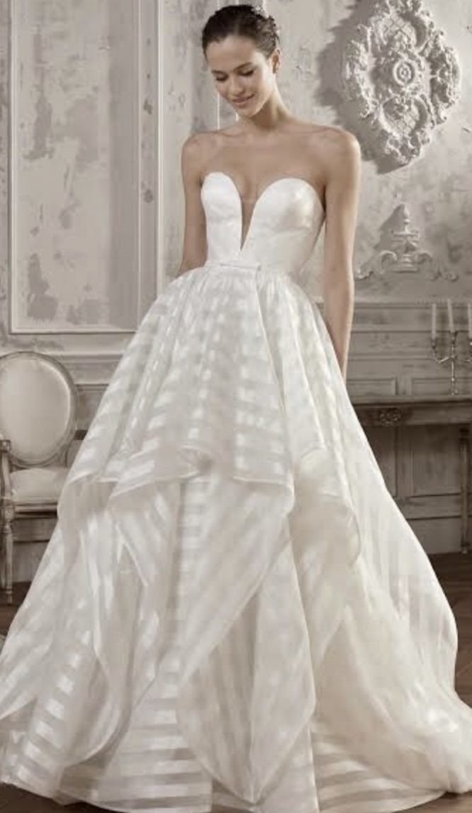 aline altafulla wedding dress | preloved wedding dress
