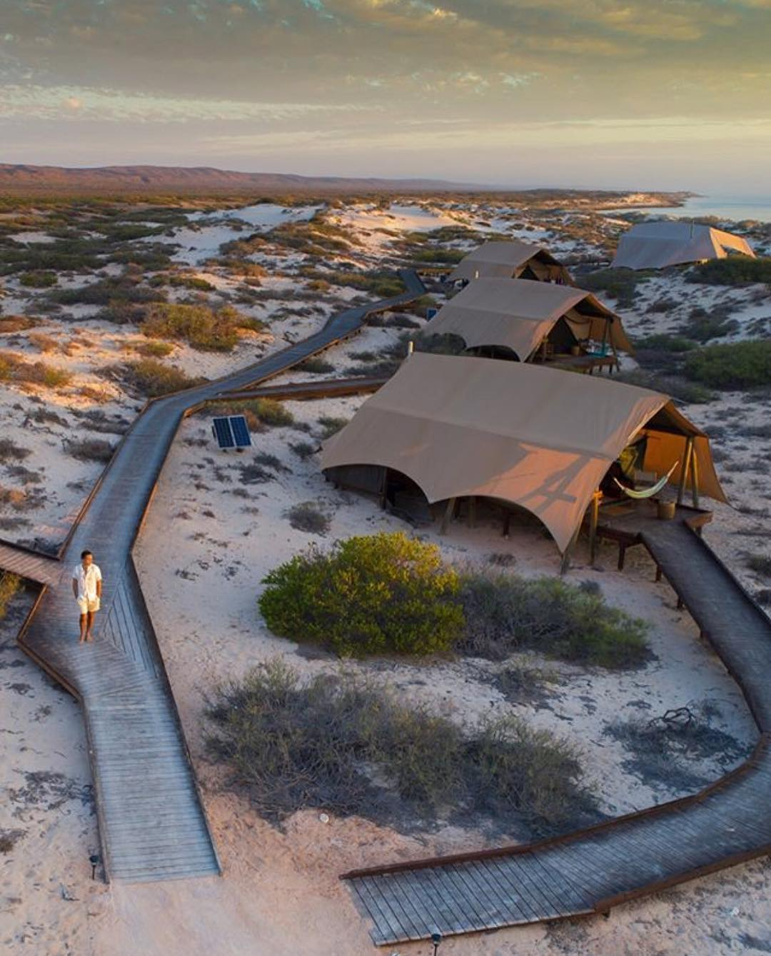 sal salis ningaloo reef | sustainable honeymoon ideas