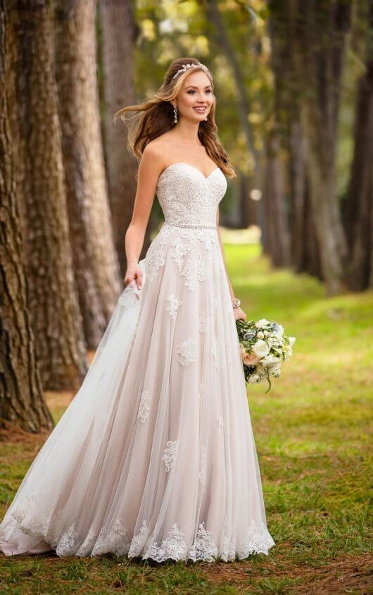 stella york wedding dress | second hand wedding dress