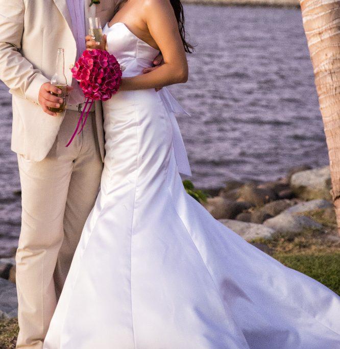 preloved mermaid wedding dress | hire wedding dress brisbane