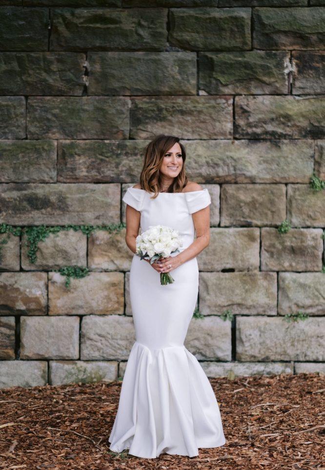 rachel gilbert trumpet wedding dress | sell my wedding dress