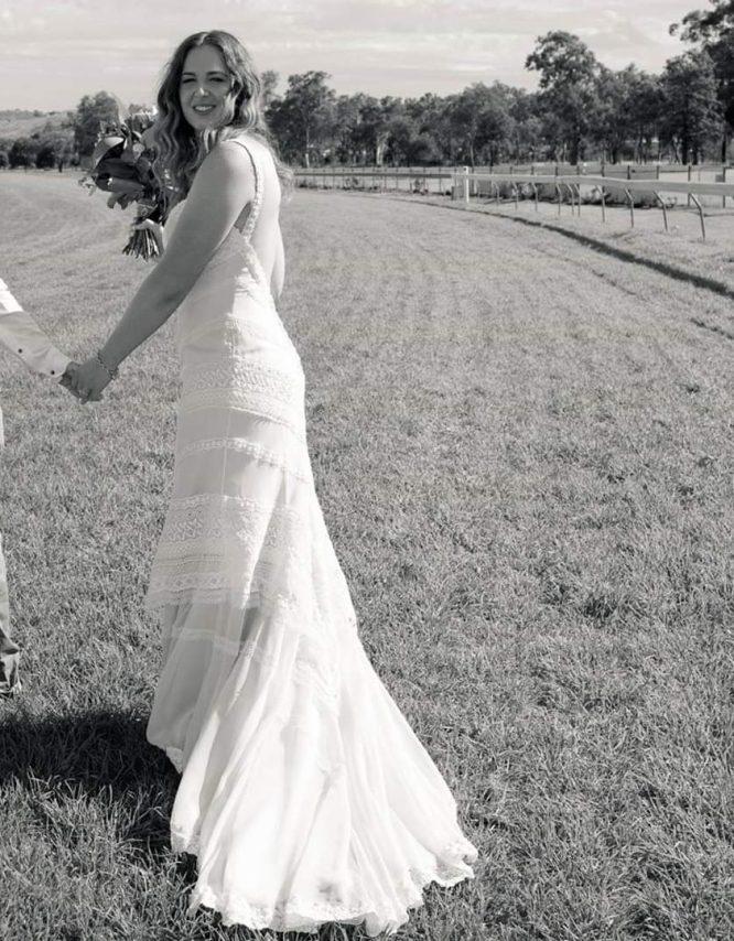 Qnique wedding dress | second hand wedding dresses