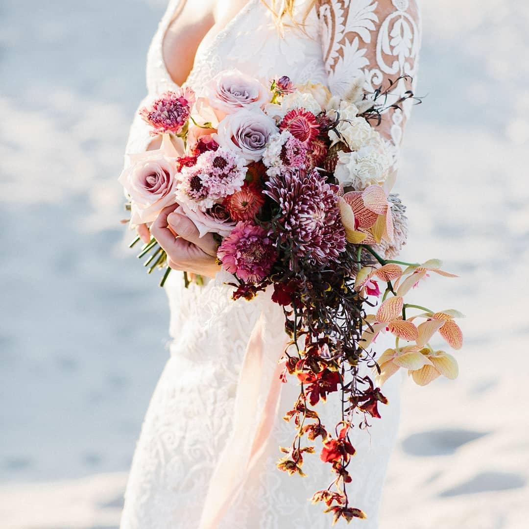 autumn wedding flower ideas | autumn wedding ideas