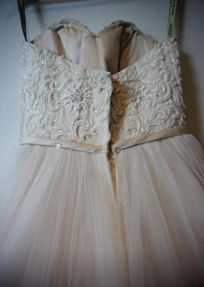 preloved peter trends wedding dress melbourne