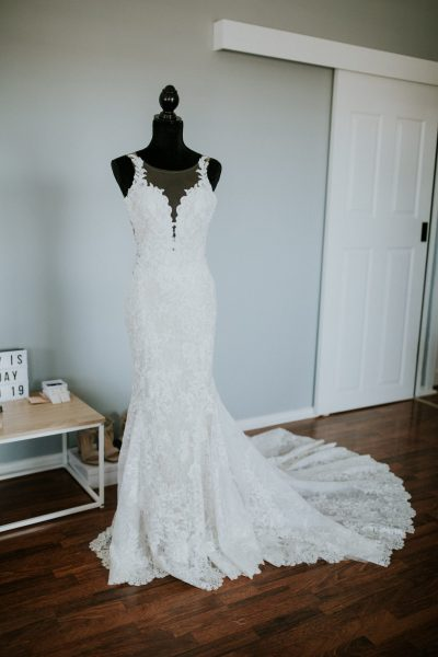 martina liana wedding dress | secondhand wedding dresses